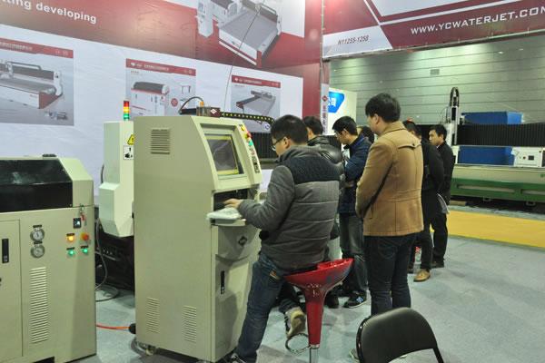 Máquina-instrumento internacional de Taihu e fabricação Apparatus.png do molde